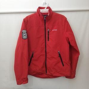 Tommy Hilfiger mens windbreaker yatch jacket